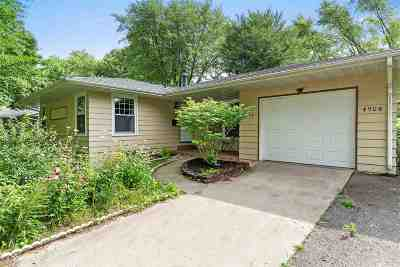 Madison Single Family Home For Sale: 4908 Maher Ave