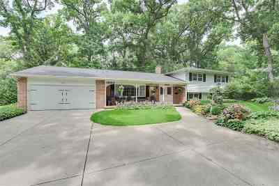 Monona Single Family Home For Sale: 6010 Midwood Ave