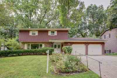 Dane County Single Family Home For Sale: 2917 Pelham Rd