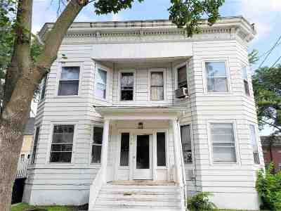 Janesville Multi Family Home For Sale: 314 McKinley St