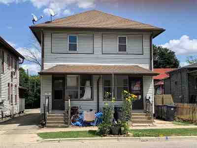 Rock County Multi Family Home For Sale: 38 N Madison St
