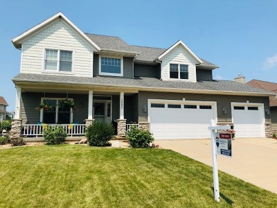 Waunakee Single Family Home For Sale: 1005 Aldora Ln