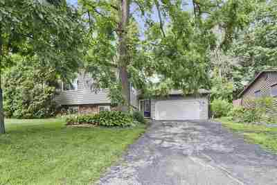 McFarland Single Family Home For Sale: 4628 Yahara Dr