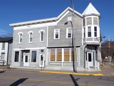 Cassville Multi Family Home For Sale: 101 W Amelia St