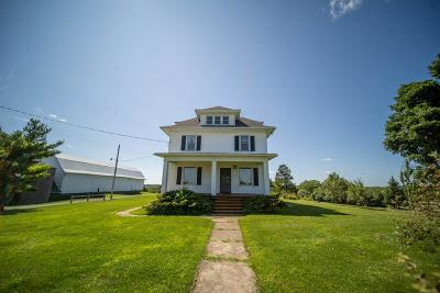 Mount Horeb Single Family Home For Sale: 2511 County Road Jg