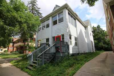 Madison Multi Family Home For Sale: 1915 University Ave