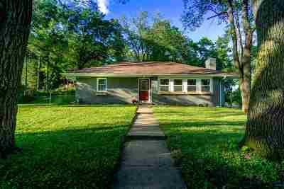 Middleton Single Family Home For Sale: 6604 Franklin Ave