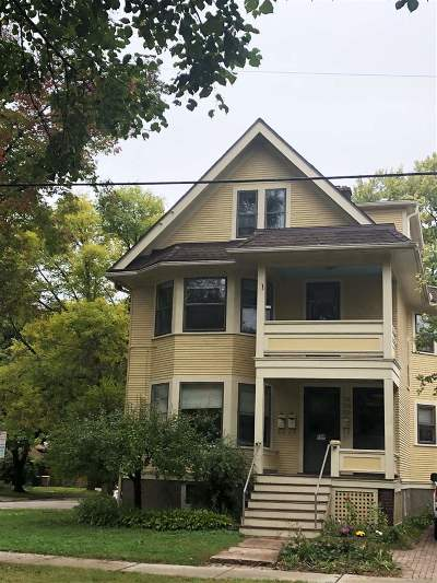 Madison Multi Family Home For Sale: 722-726 W Lakeside St