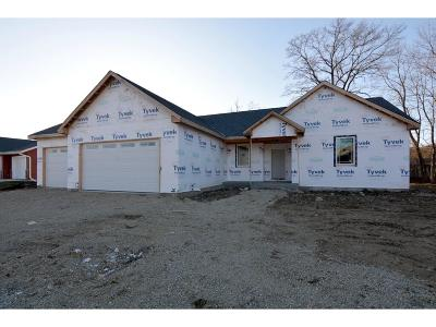 Janesville Single Family Home For Sale: 4013 N Wright Rd