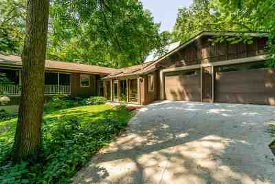 Verona Single Family Home For Sale: 3189 County Road J