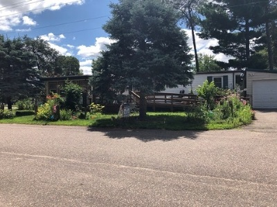 Wisconsin Dells Single Family Home For Sale: 1770 Wisconsin Dells Pky