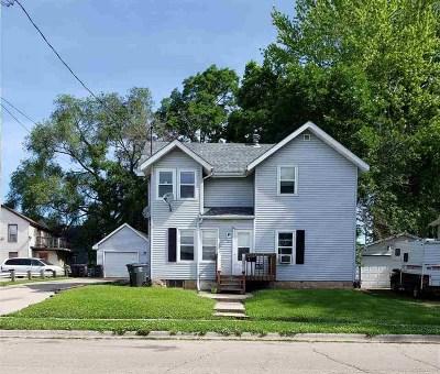 Stoughton Multi Family Home For Sale: 308 E South St