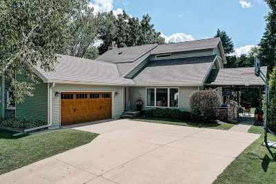 Waunakee Single Family Home For Sale: 1009 Stanford Dr