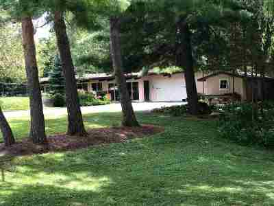 Baraboo WI Single Family Home For Sale: $369,900