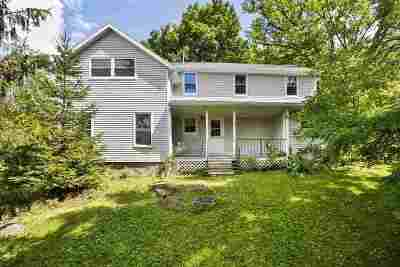 Verona Single Family Home For Sale: 3066 N Station St