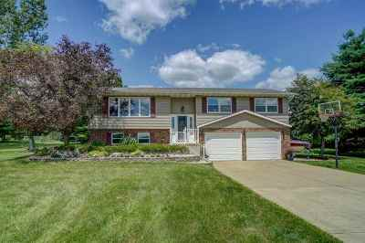 Stoughton Single Family Home For Sale: 2118 Skaalen Rd