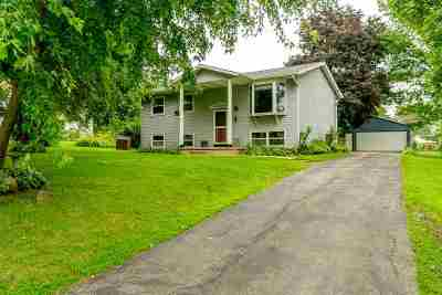 Marshall Single Family Home For Sale: 310 Hubbell St