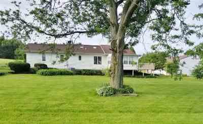 Sun Prairie Single Family Home For Sale: 3393 Burke Rd