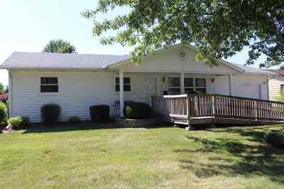 Beloit Single Family Home For Sale: 2712 Iva Ct