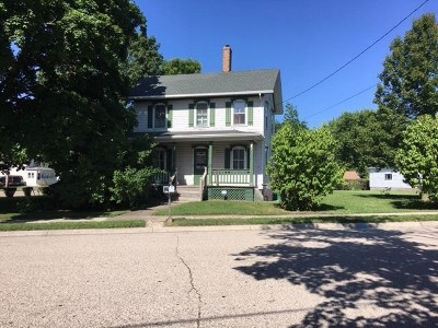 Milton Single Family Home For Sale: 7 Division St