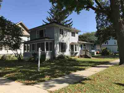 Columbus Single Family Home For Sale: 155 S Main St