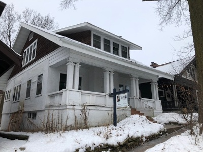Madison Single Family Home For Sale: 418 Russell Walk