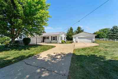 Stoughton Single Family Home For Sale: 1792 Williams Dr