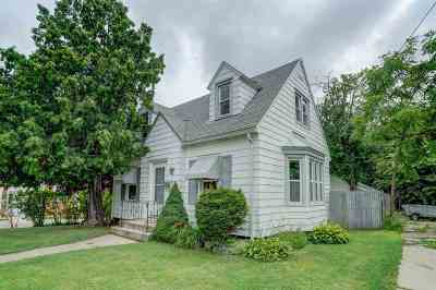 Madison Single Family Home For Sale: 213 North St
