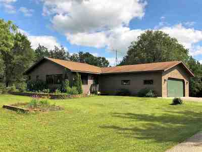 Friendship Single Family Home For Sale: 939 County Road J