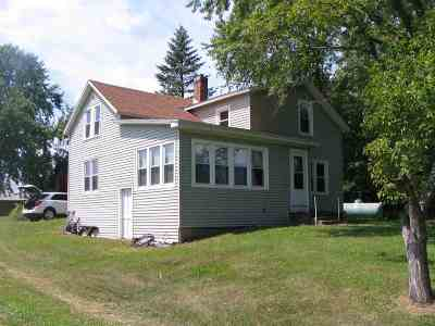 Wisconsin Dells Single Family Home For Sale: 3927 3rd Ave