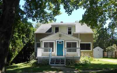 Columbus Single Family Home For Sale: 736 Richmond St
