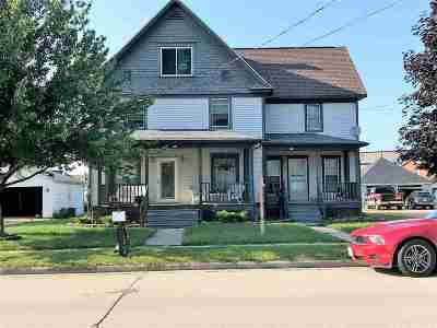 Columbus Multi Family Home For Sale: 252/256 Maple Ave