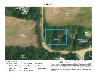 Adams Residential Lots & Land For Sale: L1 Ember Dr