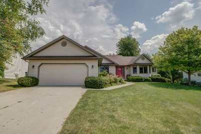 Mount Horeb Single Family Home For Sale: 717 Parkway Dr