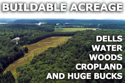 Wisconsin Dells Residential Lots & Land For Sale: 95 Ac Gem Dr
