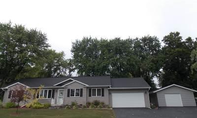 Milton Single Family Home For Sale: 111 Plumb St