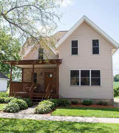 Deerfield Single Family Home For Sale: 231 N Main St