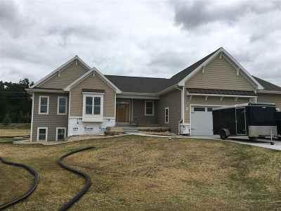 Sun Prairie Single Family Home For Sale: 6346 Sienna Ct