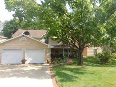 Janesville Single Family Home For Sale: 2407 Linden Ave