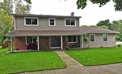 Baraboo WI Single Family Home For Sale: $274,900