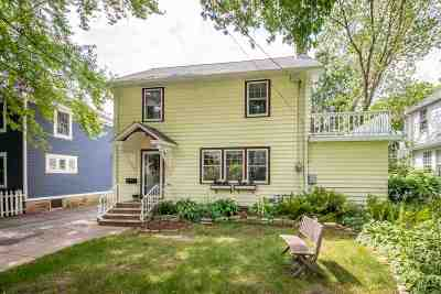 Madison Single Family Home For Sale: 2530 Commonwealth Ave