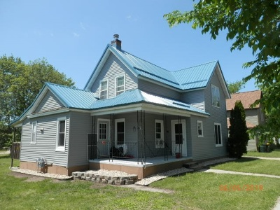 Richland Center Single Family Home For Sale: 862 N Central Ave