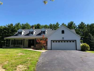 Jefferson County Single Family Home For Sale: N1422 Hwy 12