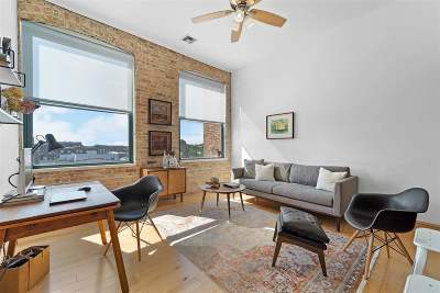 Madison Condo/Townhouse For Sale: 123 N Blount St #502