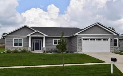 Evansville Single Family Home For Sale: 22 N Windmill Ridge Rd