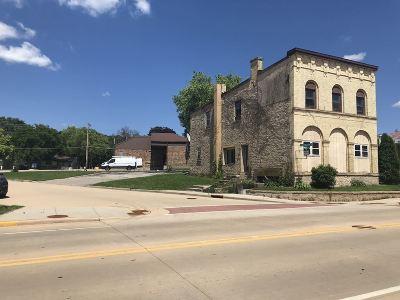 Cross Plains Single Family Home For Sale: 2100 American Legion Way