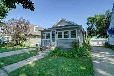 Madison Single Family Home For Sale: 2530 Commercial Ave