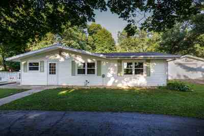 Milton Single Family Home For Sale: 5300 Newville Rd