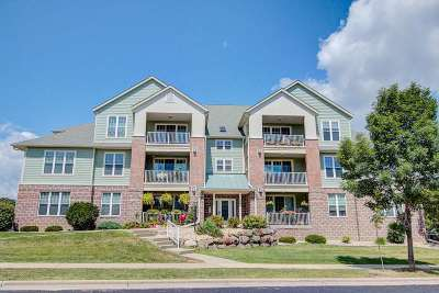 Madison Condo/Townhouse For Sale: 5460 Caddis Bend #202