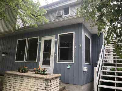 Dodge County Multi Family Home For Sale: 605 & 605-1/2 S Spring St